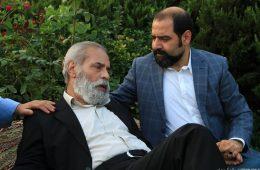 عکس های مهدی مخبری در تله فیلم طوفان آرزوها