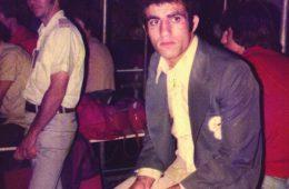بیوگرافی علی بحری